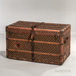 Louis Vuitton Trunk (Lot 585, Estimate $2,000-4,000)