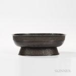 Bronze Ritual Vessel (Lot 309, Estimate: $700-900)