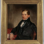 American School, 19th Century Portrait of a Gentleman (Lot 1267, $800-1,200)