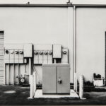 Lewis Baltz (American, 1945-2014) North Wall, Niguel Hardware, 26087 Getty Drive, Laguna Niguel, 1974 (Lot 145, Estimate: $12,000-18,000)