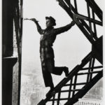 Marc Riboud (French, 1923-2016) Le Peintre de la Tour Eiffel (Painter of the Eiffel Tower), Paris, 1953, printed later (Lot 134, Estimate: $2,000-3,000)