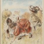 Pierre-Auguste Renoir (French, 1841-1919) Enfants jouant à la balle, c. 1900 (Lot 7, Estimate: $20,000-30,000)