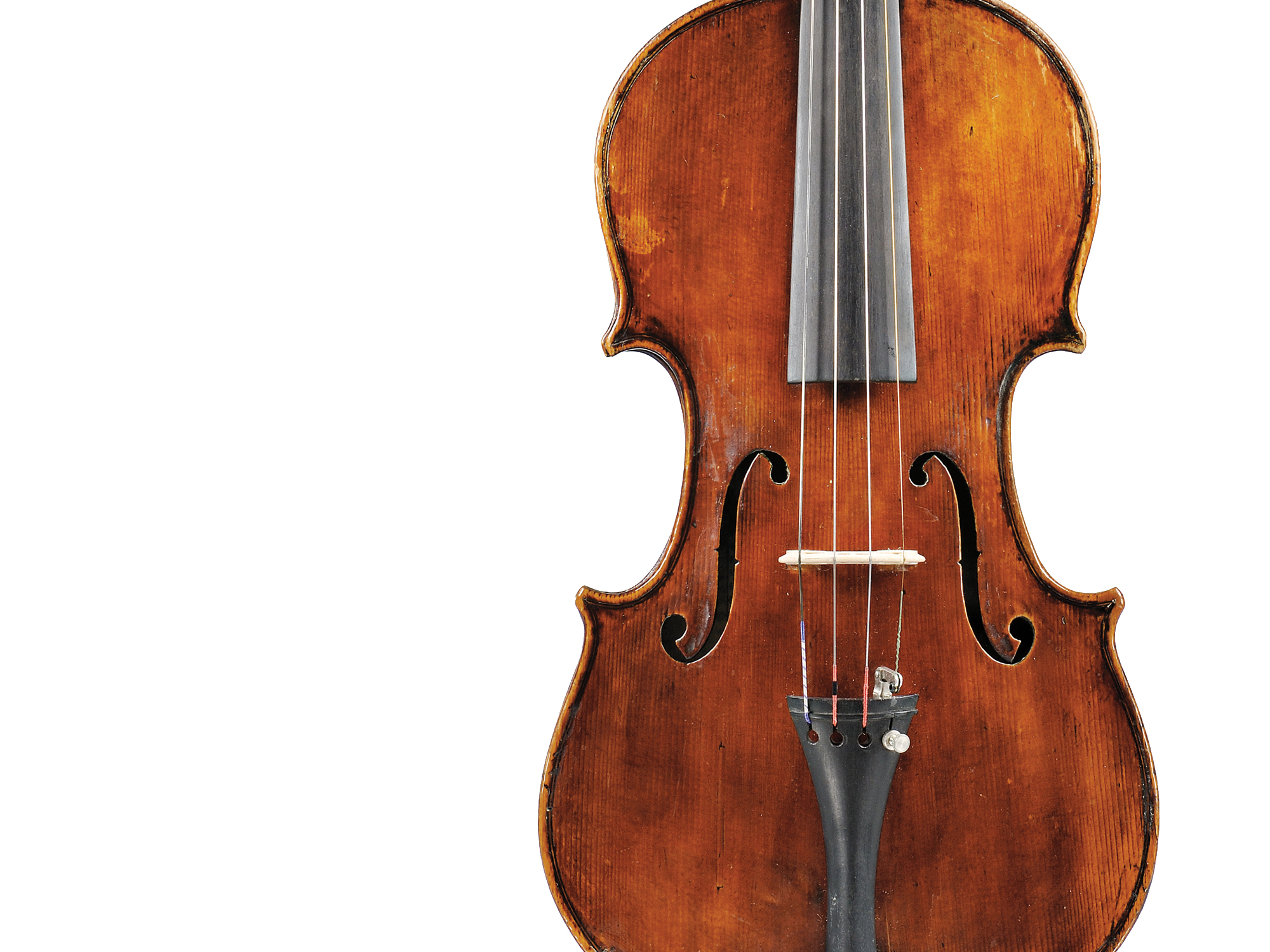 Italian Violin, Stefano Scarampella