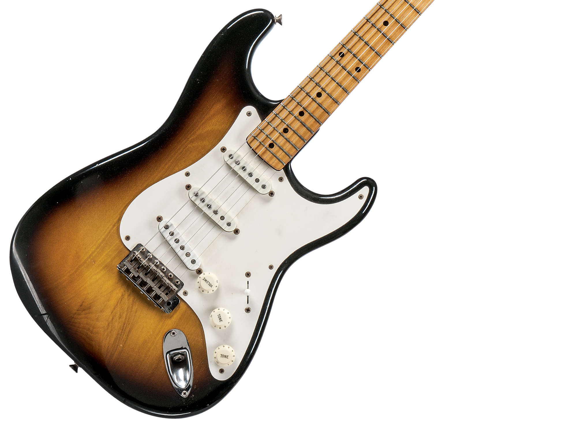 Fender Stratocaster Electric Guitar