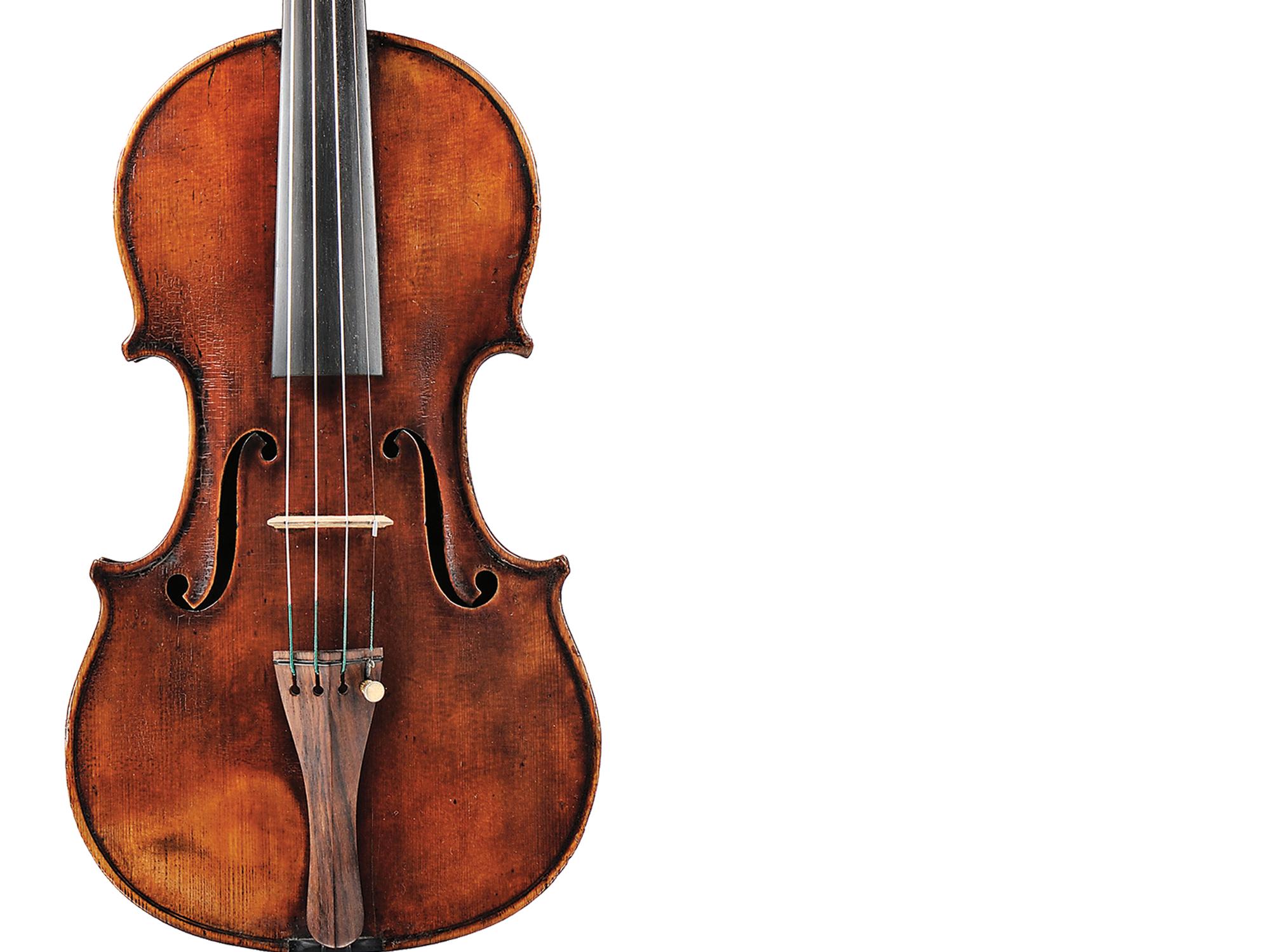 Italian Violin, Joannes Franciscus Pressenda