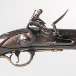 British Pattern 1756 Long Land Service Musket Marked to the 4th Regiment of Foot, or the Kings Own Regiment, c. 1762 (Lot 19, Estimate: $5,000-7,000)