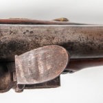 British Pattern 1756 Long Land Service Musket With Worn Marks for the 15th or 43rd Regiments of Foot (Lot 23, Estimate: $8,000-12,000)