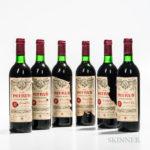 Chateau Petrus 1976, 6 bottles (Estimate: $6,000-7,800)