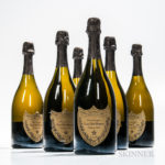 Moet & Chandon Dom Perignon 1995 (Estimate: $900-1,500)
