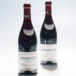 Domaine de la Romanee Conti Romanee Conti 2011, 2 bottles (Lot 131, Estimate: $24,000-36,000)