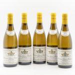 Olivier Leflaive Benvenues Batard Montrachet 2012, 5 bottles (Lot 213, Estimate: $1,300-2,000)