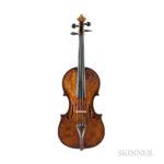 Italian Violin, Leandro Bisiach, Milan, 1907 (Lot 130, Estimate: $40,000-60,000)