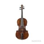 Italian Viola, Pietro Pallotta, Perugia, 1790, ex-Walter Trampler (Lot 84, Estimate: $5,000-8,000)