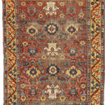 Kula Rug, central Turkey, 18th century (Lot 61, Estimate: $2,000-2,500)