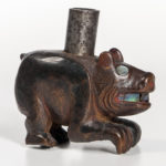 Tobacco Pipe, Tlingit, early fourth quarter of the 19th century (Lot 398, Estimate: $5,000-7,000)