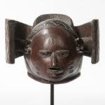 Yoruba Gelede Helmet Mask, (Lot 106, Estimate: $2,000-3,000)