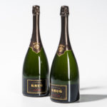Krug 1996, 2 magnums (Provenance: From a New England Cellar) (Lot 1007)