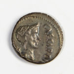 Roman Republic, Marc Antony as Imperator AR Denarius (Lot 2103, Estimate: $1,000-2,000)