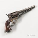 Remington-Beals Navy Revolver (Lot 1109, Estimate: $400-600)