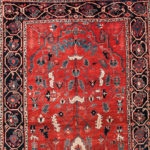 Serapi Carpet, northwestern Iran, c. 1900, 17 ft. 9 in. x 7 ft. 1 in. (Lot 38, Estimate: $5,000-6,000)