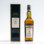 Brora 24 Years Old 1977, 1 70cl bottle (Estimate: $1,200-1,500)