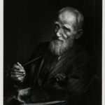 Yousuf Karsh, George Bernard Shaw (Lot 1011, Estimate: $500-700)