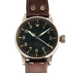 A. Lange & Sohne B-Uhr WWII Observation Watch, Glashutte, Germany (Lot 151, Estimate: $3,000-5,000)