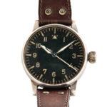 A. Lange & Sohne B-Uhr WWII Observation Watch, Glashutte, Germany (Lot 151, Estimate: $3,000-5,000)