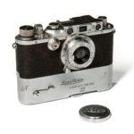 Leica III Model B Camera and Mooly Motor, c. 1938 (Lot 290, Estimate: $1,500-2,500)