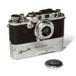 Leica III Model B Camera and Mooly Motor, c. 1938 (Lot 290, Estimate: $1,500-2,500)