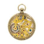 Dudley Watch Co. 14kt Gold Model No. 2 Masonic Model Pocket Watch, P.W. Baker Co., c. 1930 (Lot 48, Estimate: $2,000-3,000)