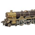 English Live Steam 4-6-0 Locomotive and Tender, c. 1900-30 (Lot 409, Estimate: $2,000-4,000)