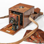 Rare S.J. Levi & Co. The Pullman Camera, c. 1894 (Lot 304, Estimate: $8,000-10,000)