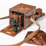 Rare S.J. Levi & Co. The Pullman Camera, c. 1894 (Lot 304, Estimate: $8,000-10,000)