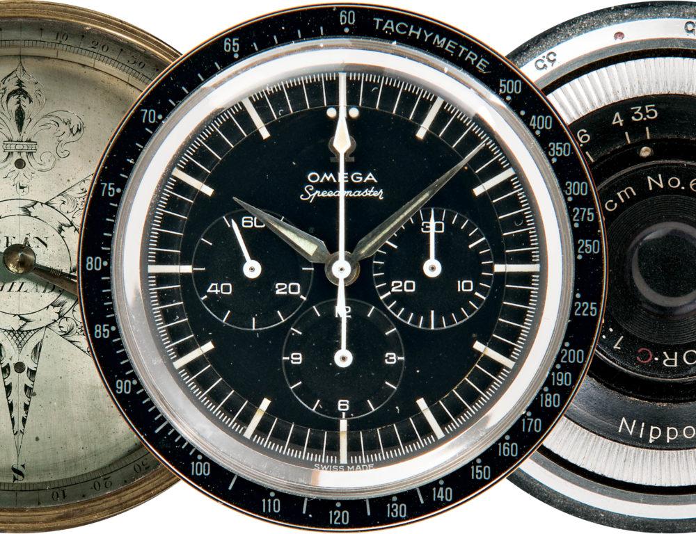 3230M  |  Clocks, Watches & Scientific Instruments