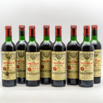 Petrus 1972, 8 bottles (Lot 106, Estimate: $8,000-9,500)
