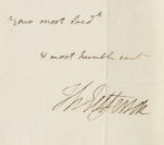 Jefferson, Thomas (1743-1826) Autograph Letter Signed as Secretary of State, Philadelphia, 5 November 1793 (Lot 1018, Estimate: $10,000-15,000)
