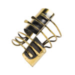 "Brass ""Modern Cuff"" Bracelet, Art Smith (Lot 119, Estimate: $8,000-10,000)"