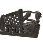 Northwest Coast Argillite Panel Pipe (Lot 251, Estimate: $8,000-12,000)