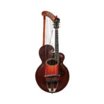 Gibson Style U Harp Guitar, 1917 (Lot 10, Estimate: $4,000-6,000)