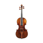 Dutch Violin, Hendrik Jacobs, Amsterdam, c. 1670 (Lot 103, Estimate: $25,000-35,000)