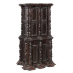 Renaissance Revival Carved Walnut Cabinet (Lot 161, Estimate: $1,200-1,800)