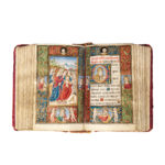 Book of Hours, Latin, Use of Rome (Lot 50, Estimate: $15,000-20,000)