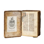 Nicolaus de Ausmo (d. 1453) Supplementum Summae Pisanellae, Manuscript on Parchment (Lot 168, Estimate: $10,000-15,000)