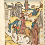 Ludolph of Saxony [aka] Ludolphus de Saxonia and Ludolph the Carthusian (c. 1295-1378) Dit es dleve[n] ons liefs heren Jhesu Cristi [Vita Christi or Life of Christ] (Lot 145, Estimate: $8,000-10,000)