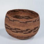 California Pomo Basketry Bowl (Lot 1470, Estimate: $400-600)