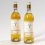 Y dYquem 1978, 2 bottles (Estimate: $180-250)