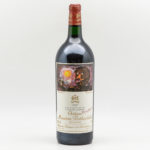 Chateau Mouton Rothschild 1998, 1 magnum (Estimate: $800-1,000)