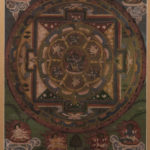 Thangka Depicting a Chakrasamvara Mandala, Nepal (Lot 505, Estimate: $300-500)
