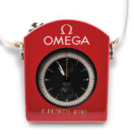 """Omega Split Second Chronograph, or Rattrapante """"Olympic"""" Timing Watch (Estimate: $1,000-1,500)"""